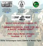 Second International Congress - Dermatological Care for All: A Basic Human Right