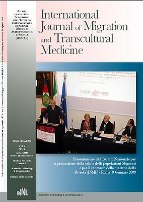 International Journal of Migration and Transcultural Medicine - no. 7